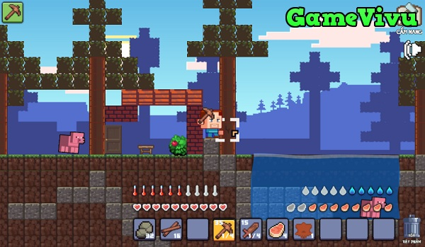 game The gioi Minecraft hinh anh 1