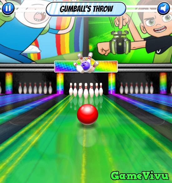 game Tran bowling kinh dien hinh anh 2