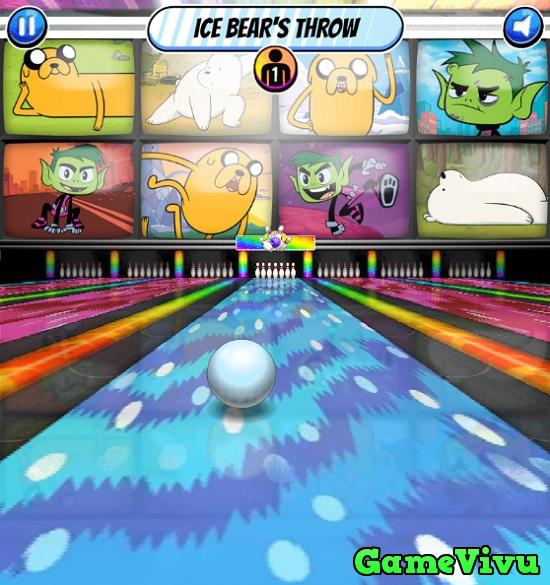 game Tran bowling kinh dien hinh anh 3