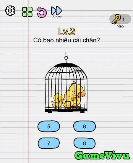 game Brain Test hinh anh 2
