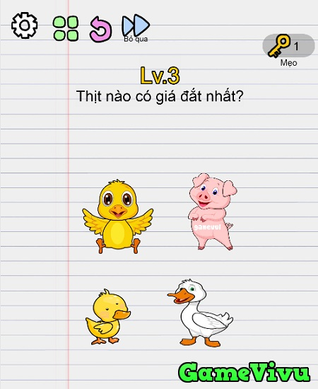game Brain Test hinh anh 3