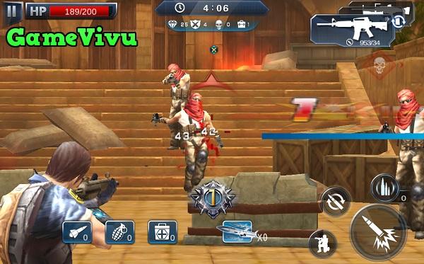 game Chiến dịch huyền thoại 2 hình ảnh 1