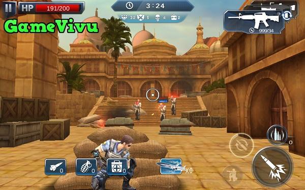 game Chiến dịch huyền thoại 2 hình ảnh 2