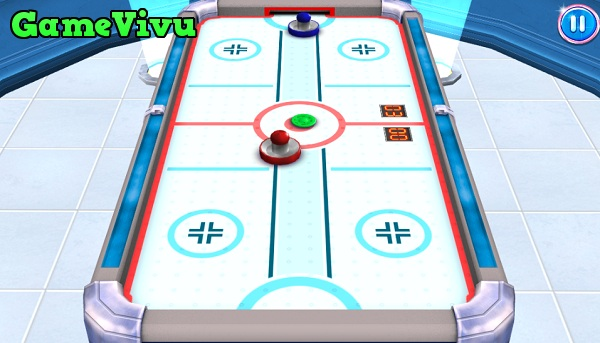 game Hockey 3D hinh anh 1