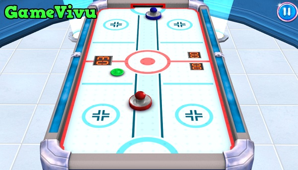 game Hockey 3D hinh anh 2