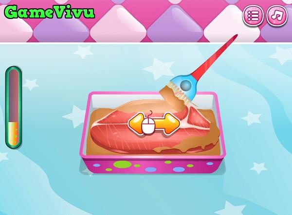 game Lam banh mi Doner Kebab hinh anh 2