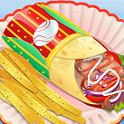 Làm bánh mì Doner Kebab