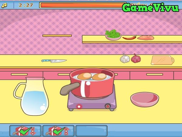 game Nấu mì Ramen hình ảnh 1