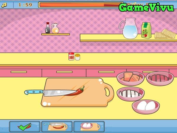 game Nấu mì Ramen hình ảnh 2