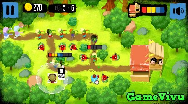 game Ngăn chặn zombie hình ảnh 2
