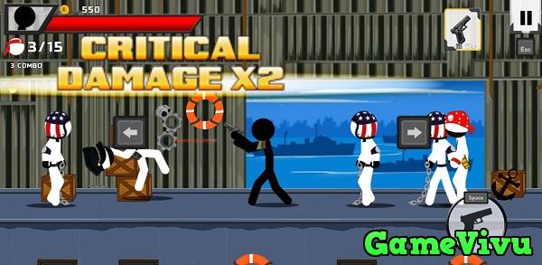 game Người que diệt tội phạm hình ảnh 3