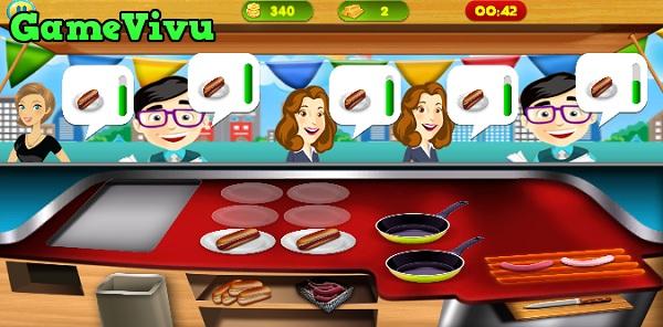 game Nhà hàng điên cuồng hình ảnh 1