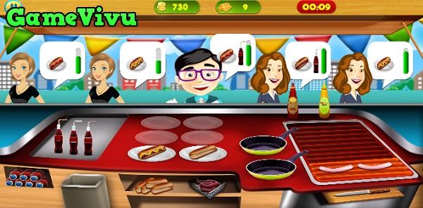 game Nhà hàng điên cuồng hình ảnh 3