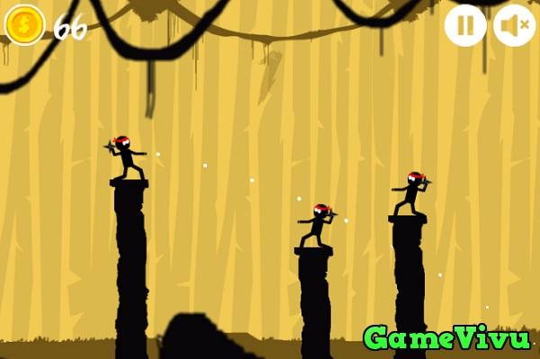 game Ninja phong phi tieu hinh anh 1