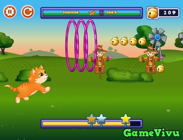 game Nuôi mèo hình ảnh 2