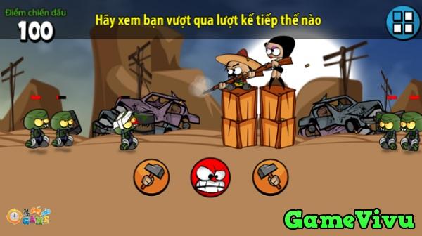 game Sa mac zombie hinh anh 1