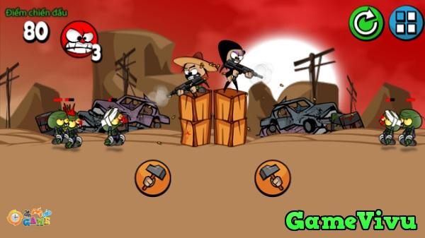 game Sa mac zombie hinh anh 2