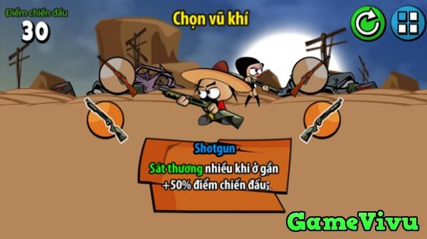 game Sa mac zombie hinh anh 3