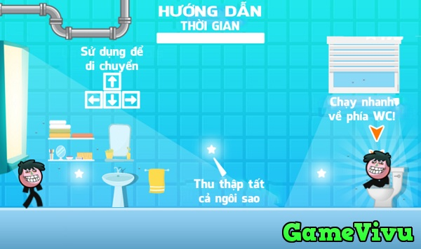 game Tao thao duoi 2 hinh anh 1