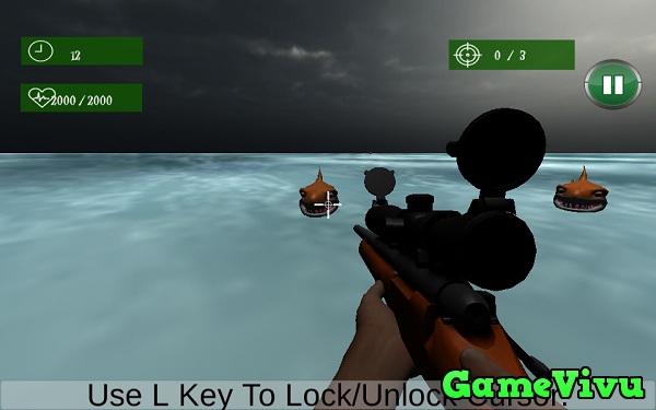 game Bắn cá mập hình ảnh 2