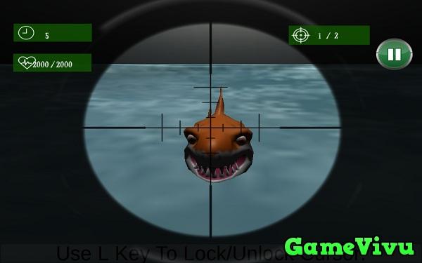 game Bắn cá mập hình ảnh 3