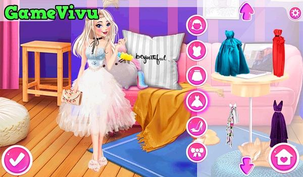 game Đại hội thời trang công chúa hình ảnh 1