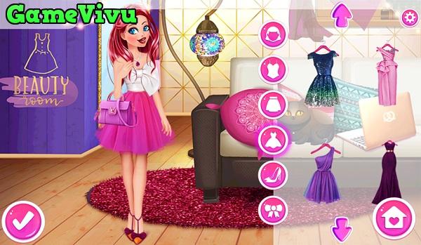 game Đại hội thời trang công chúa hình ảnh 2