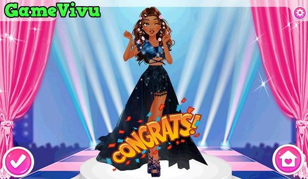 game Đại hội thời trang công chúa hình ảnh 4