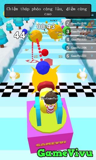 game Đấu trường bắn bóng hình ảnh 2