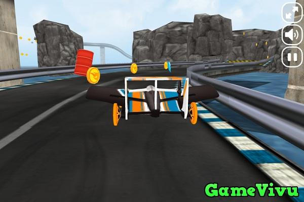 game Đua xe mô tô bay hình ảnh 1