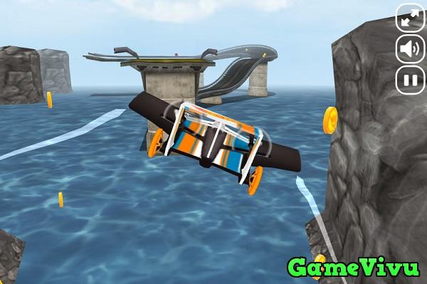 game Đua xe mô tô bay hình ảnh 2