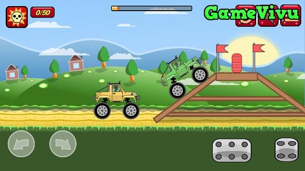 game Đua xe tải vượt địa hình ảnh 1