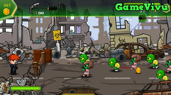 game Hanh tinh zombie 5 hinh anh 1