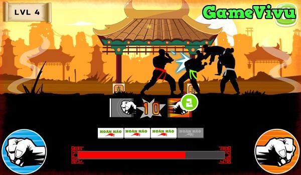 game Huyền thoại Karate hình ảnh 1