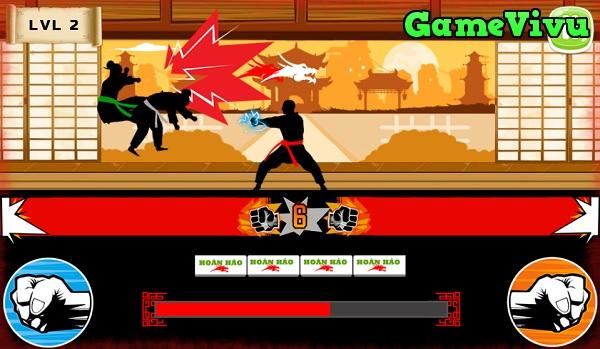 game Huyền thoại Karate hình ảnh 3