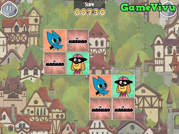 game Lật hình giống nhau hình ảnh 1