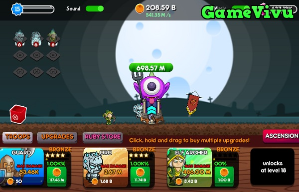 game Nhung chien binh dung cam hinh anh 3