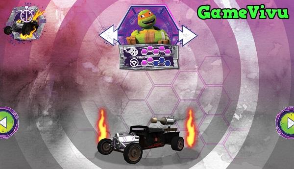 game Ninja rua dua xe hinh anh 1