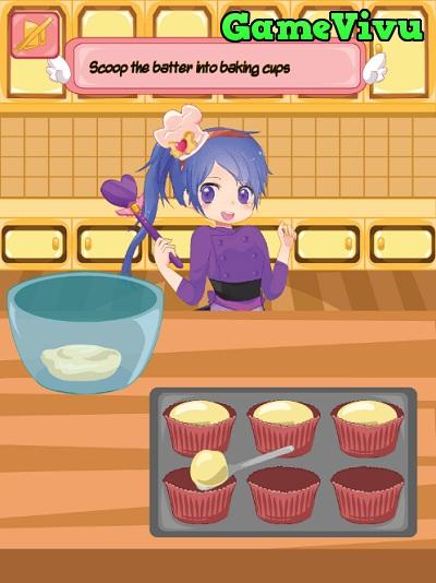 game Nữ đầu bếp hình ảnh 2