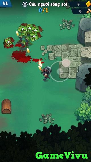 game PUBG bắn zombie hình ảnh 1