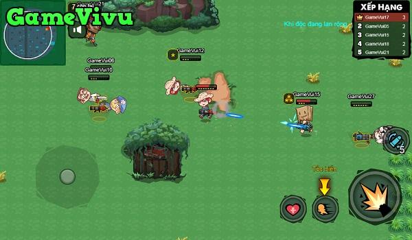 game PUBG Mini hinh anh 3