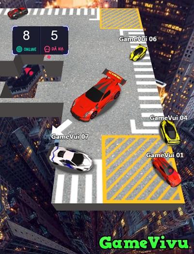 game Siêu xe đại chiến hình ảnh 3