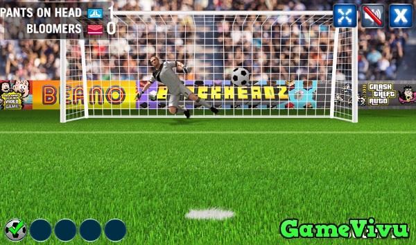 game Sút penalty kiểu mới hình ảnh 2