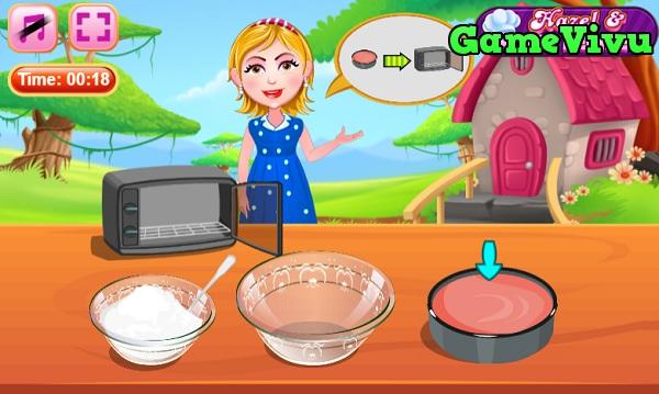 game Tập làm bánh kem hình ảnh 2