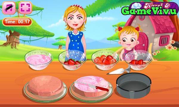 game Tập làm bánh kem hình ảnh 3