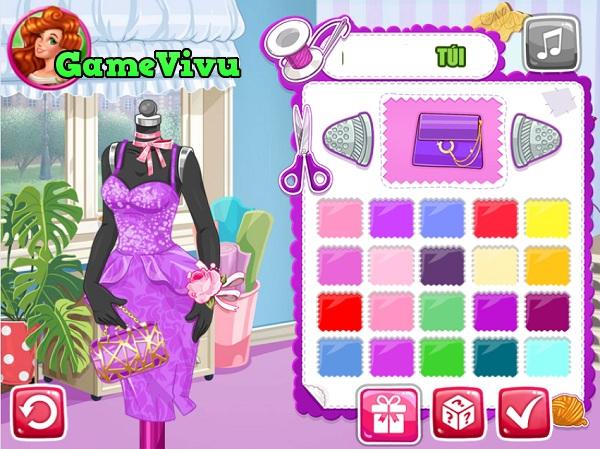 game Thiết kế váy xinh hình ảnh 3