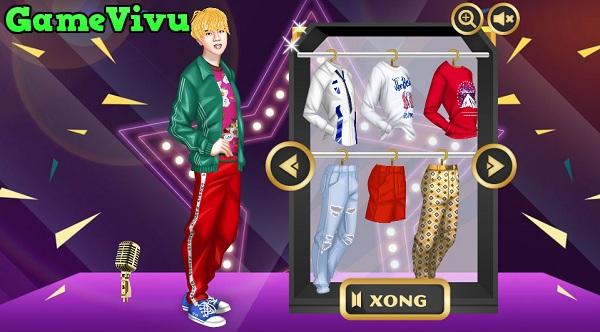 game Thoi trang BTS hinh anh 3