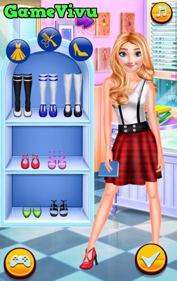 game Thời trang nữ sinh hình ảnh 2
