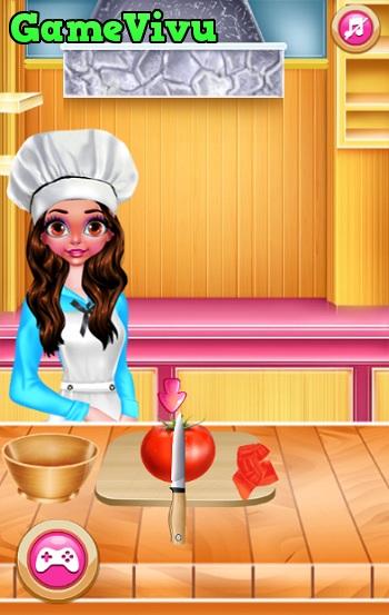 game Vào bếp cùng Anandi hình ảnh 1
