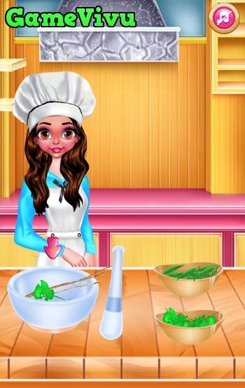 game Vào bếp cùng Anandi hình ảnh 2
